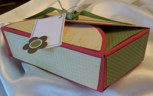 The Write Stuff Gift Box Side View