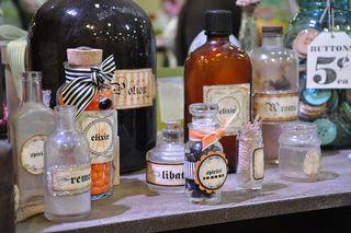 pick your poison decorative bottles