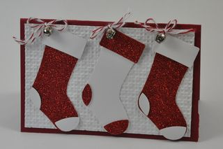 Gift card stocking