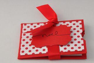 Noel gift card
