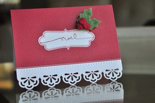 Everyday Elegance Christmas Card