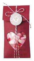 Petite pocket valentine treat