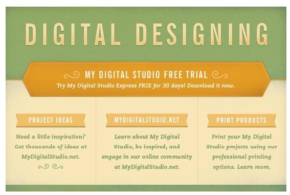 My Digital Studio Banner