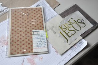 December daily envelopes