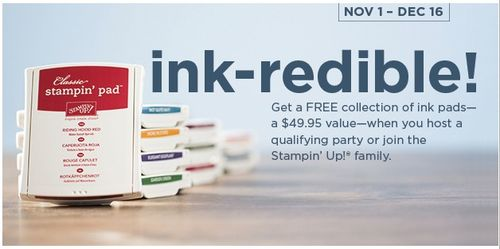 inkredible deal on stampin up starter kit