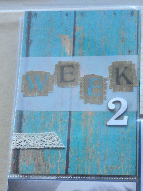 Week 2 title card