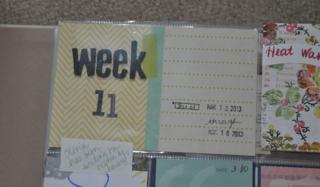 Week 11 titile card