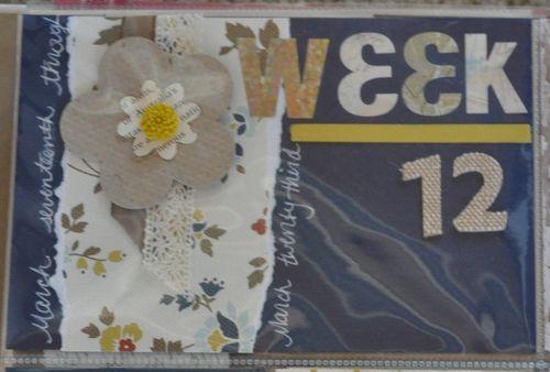 Week 12 title card