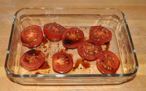 Twice roasted salad 2