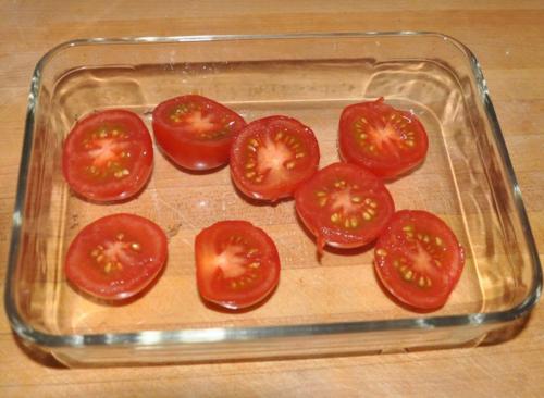 Twice roasted salad 1