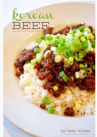 Korea beef