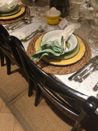 William sonoma place setting