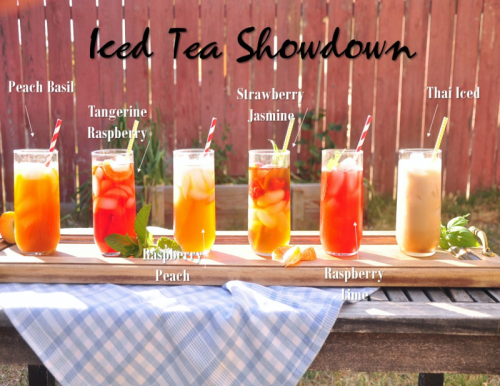 iced tea showdown
