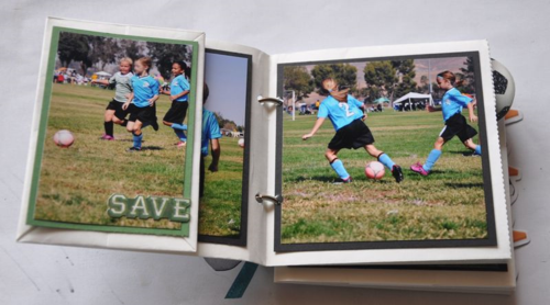 soccer album page 1