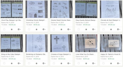 etsy shop stamps