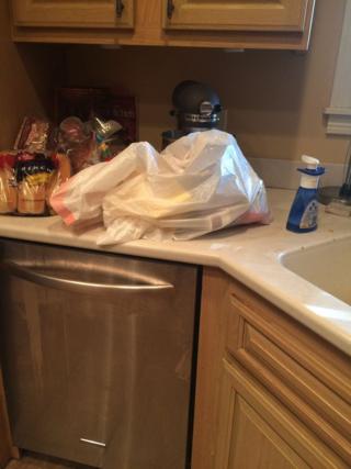 kitchen purge