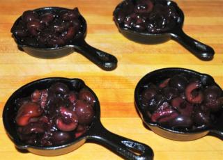 Paleo cherry pie 2